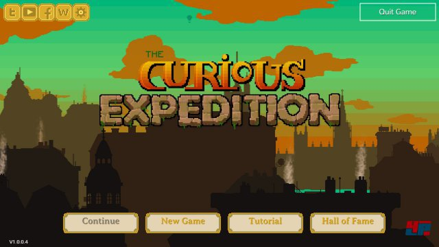 Screenshot - The Curious Expedition (PC)