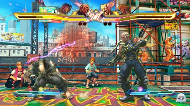 Screenshot - Street Fighter X Tekken (PC) 2351937