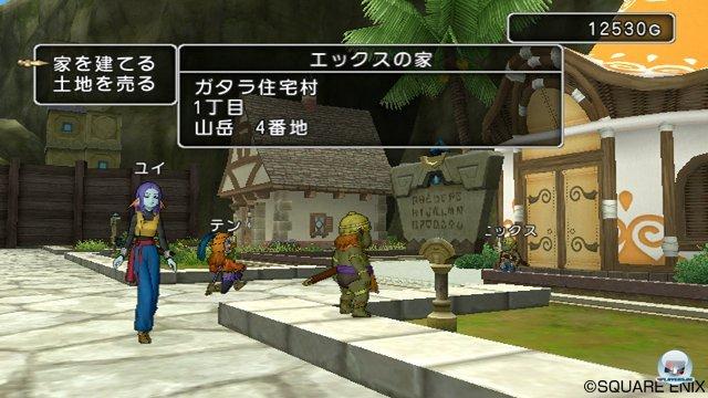Screenshot - Dragon Quest X Online (Wii) 2273472