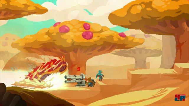 Screenshot - Aegis Defenders (Mac)