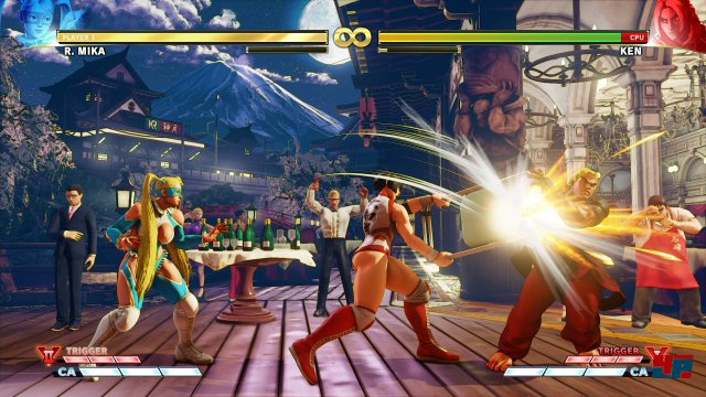 Screenshot - Street Fighter 5 (PC)