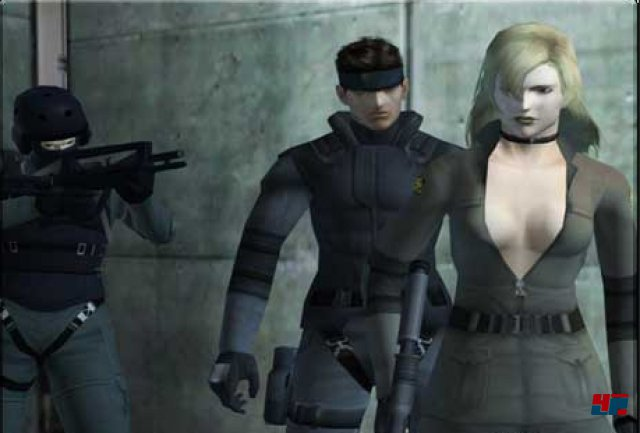 Screenshot - Metal Gear Solid (Klassiker) (PC)