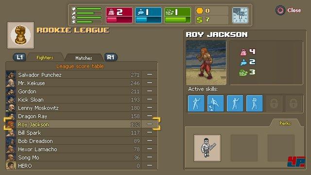 Screenshot - Punch Club (PS4) 92543323