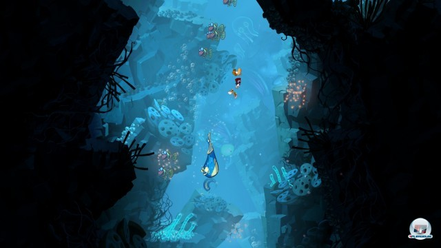 Screenshot - Rayman Origins (360) 2228164