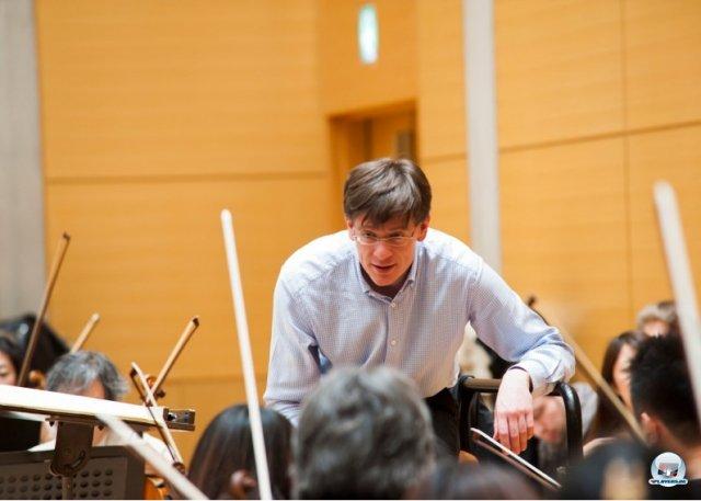 """""""Unser Beruf hat viel mit Psychologie zu tun."""" Moderne Dirigenten müssen """"smarte, verbindende Charaktere"""" sein."""