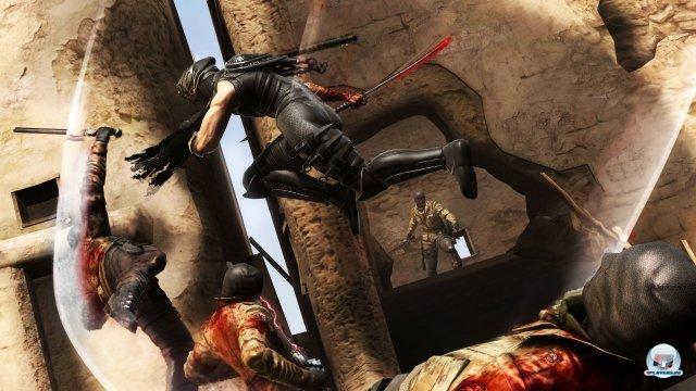 Screenshot - Ninja Gaiden 3 - Razor's Edge (Wii_U) 92416742