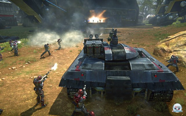 Screenshot - PlanetSide 2 (PC-CDROM)