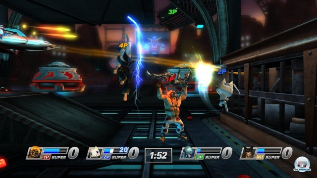 Screenshot - PlayStation All-Stars: Battle Royale (PlayStation3)
