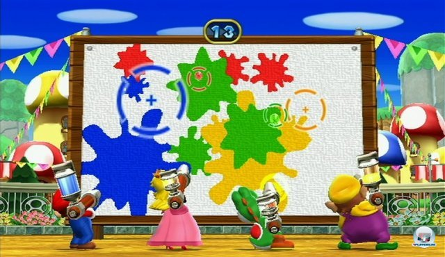 Screenshot - Mario Party 9 (Wii) 2300537