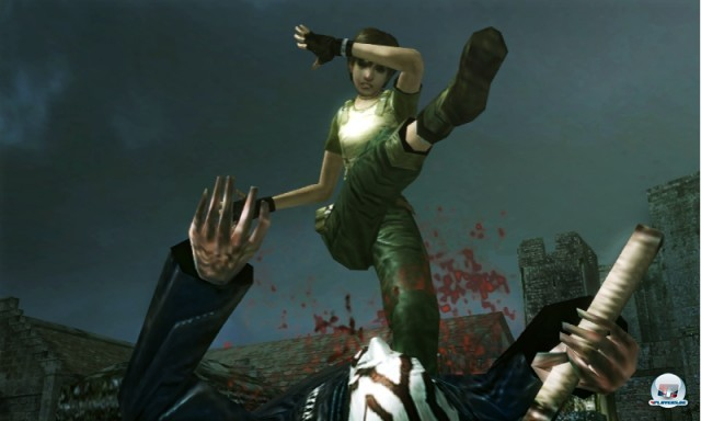 Screenshot - Resident Evil: The Mercenaries 3D (3DS) 2227492