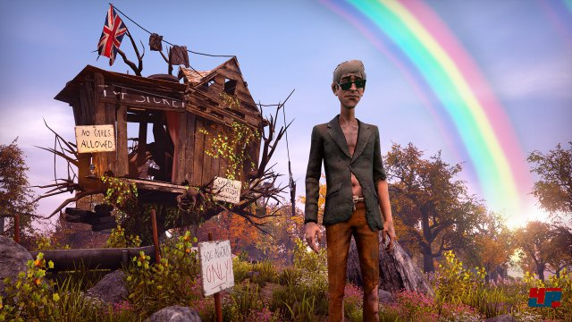 Screenshot - We Happy Few (PC)