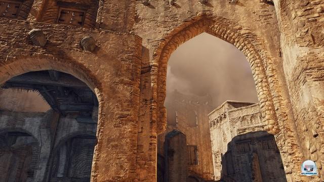 Screenshot - Uncharted 3: Drake's Deception (PlayStation3) 2245627