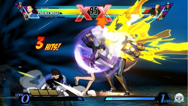 Screenshot - Ultimate Marvel vs. Capcom 3 (360) 2276992