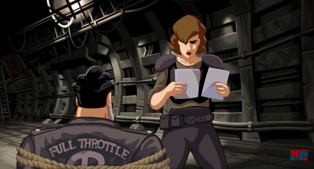 Screenshot - Full Throttle (PC)
