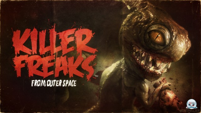 Screenshot - Killer Freaks From Outer Space (Wii)