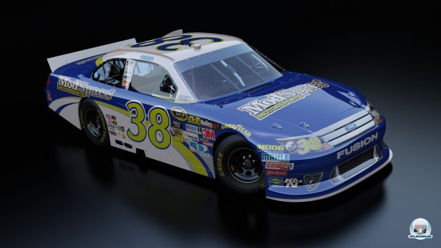 Screenshot - NASCAR The Game: Inside Line (360) 2393402