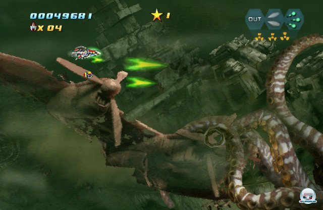 Screenshot - Sturmwind (Dreamcast)