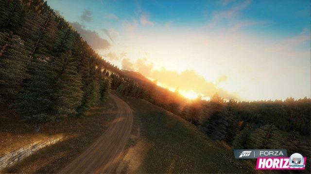 Abwechslungsreiche Strecken, tolle Panoramen, Tag-/Nachtwechsel: Das virtuelle Colorado hat einiges zu bieten.