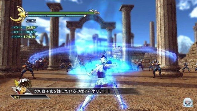 Screenshot - Saint Seiya: Sanctuary Battle (PlayStation3) 2274117