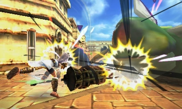 Screenshot - Kid Icarus: Uprising (3DS) 2312562