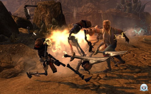 Screenshot - Dungeon Siege III (PC) 2261112