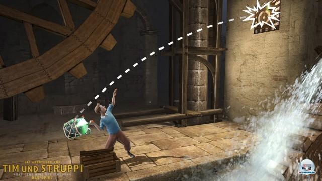 Screenshot - Tim und Struppi: Das Geheimnis der Einhorn (PlayStation3) 2252377