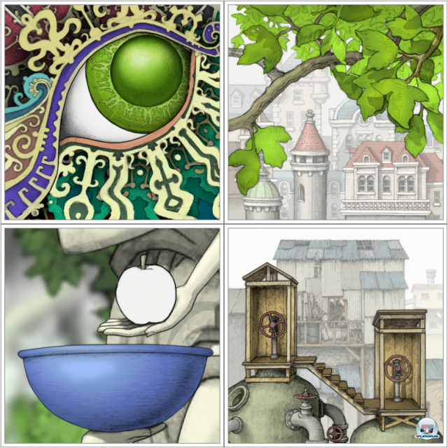 Screenshot - Gorogoa (PC)