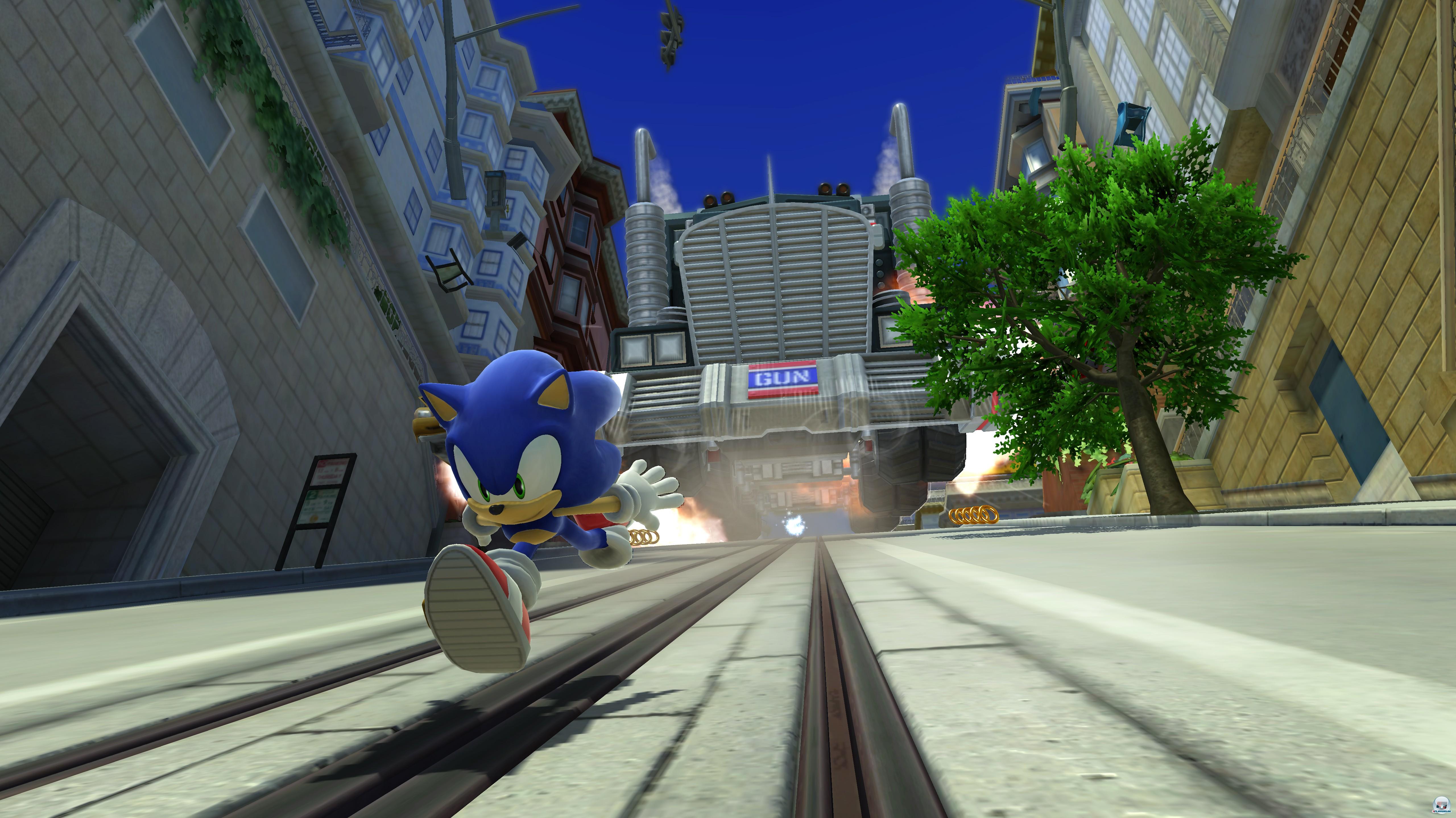 Ключ активации Sonic Generations.