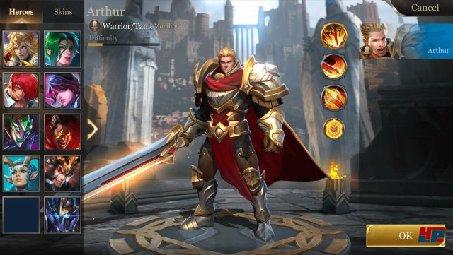 Screenshot - Arena of Valor (Switch)
