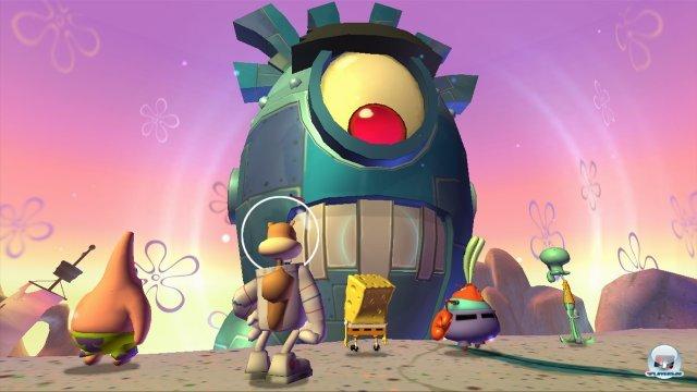 Screenshot - Spongebob Schwammkopf: Planktons Fiese Robo-Rache (360) 92465420