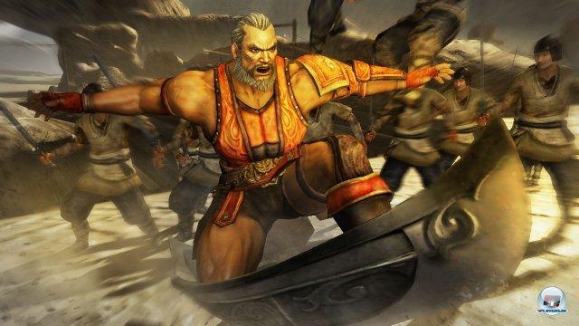 Screenshot - Dynasty Warriors 8 (PlayStation3) 92433922