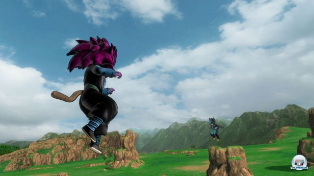 Screenshot - DragonBall Z: Ultimate Tenkaichi (PlayStation3) 2259672