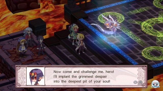 Screenshot - Disgaea 4: A Promise Unforgotten (PlayStation3) 2241507