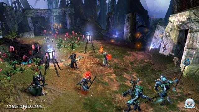 Screenshot - Confrontation (PC) 2242268