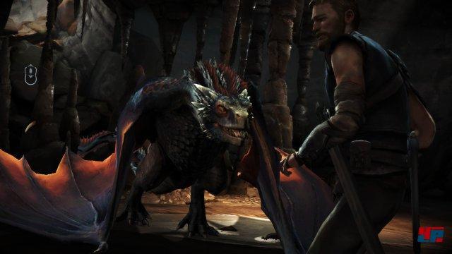 Screenshot - Game of Thrones - Episode 3: The Sword in the Darkness (iPad) 92502846