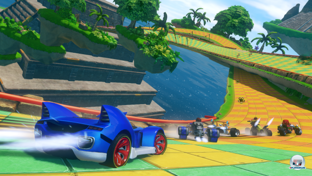 Screenshot - Sonic & All-Stars Racing Transformed (360) 2346287