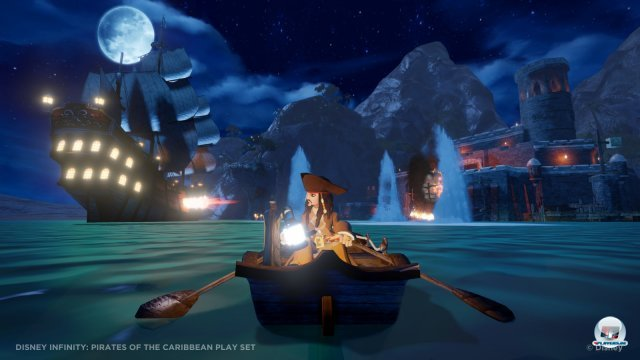 Screenshot - Disney Infinity (360) 92438257