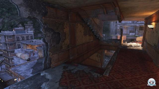 Screenshot - Uncharted 3: Drake's Deception (PlayStation3) 2245677