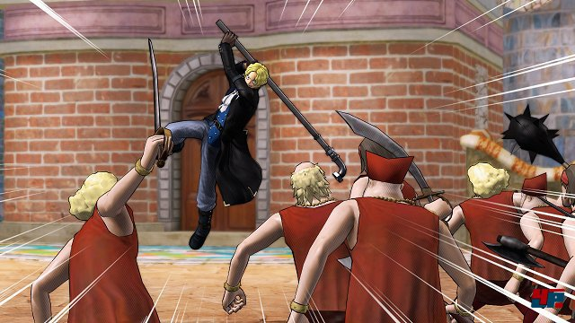 Screenshot - One Piece: Pirate Warriors 3 (Switch)