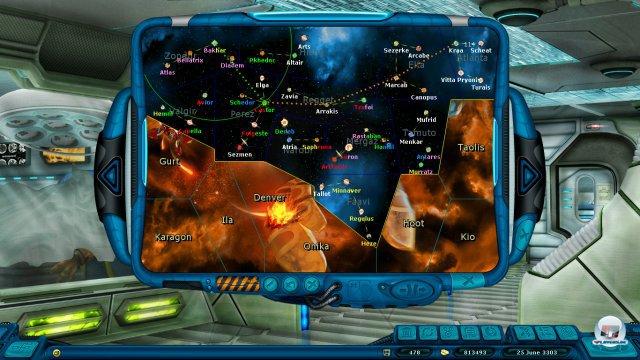 Keine Partie ist gleich, da das Universum und alle KI-Spieler zu Beginn neu gesetzt werden.