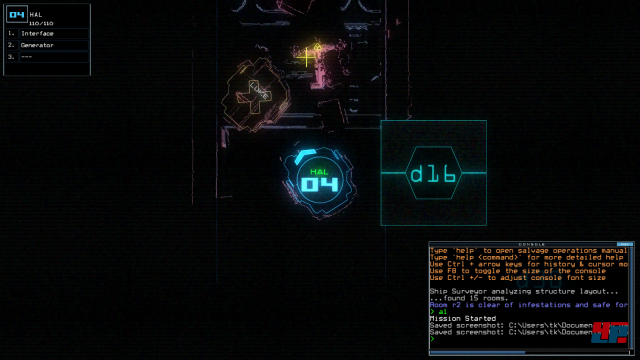 Screenshot - Duskers (Linux) 92526939