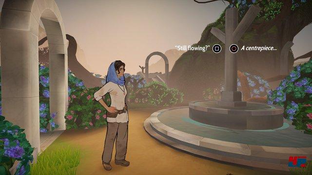 Screenshot - Heaven's Vault (iPad)