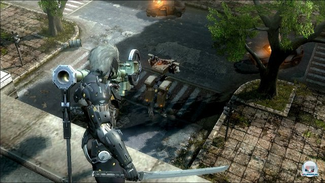 Screenshot - Metal Gear Rising: Revengeance (PlayStation3) 2362657