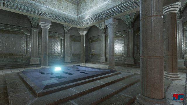 Die Unreal Engine 4 überzeugt mit schicken Lichteffekten, Oberflächen und Materialien ...
