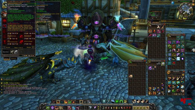 Screenshot - World of WarCraft: Legion (Mac) 92530858