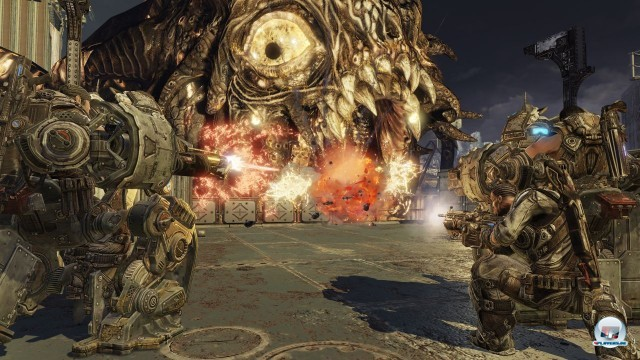 Screenshot - Gears of War 3 (360) 2232778
