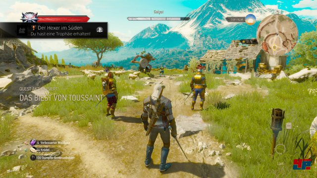Screenshot - The Witcher 3: Wild Hunt - Blood and Wine (PlayStation4) 92526645