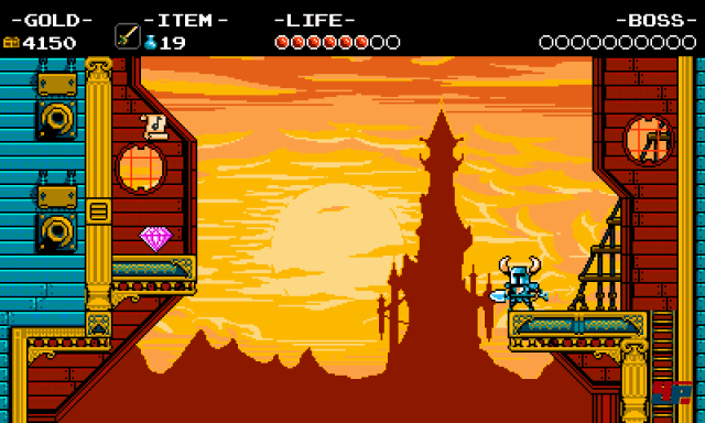 Screenshot - Shovel Knight (Switch)