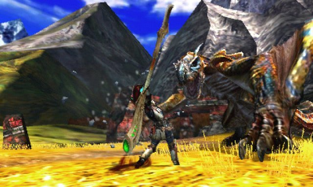 Screenshot - Monster Hunter 4 (3DS) 92399012