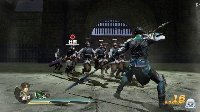 Screenshot - Dynasty Warriors 8 (PlayStation3) 92433677